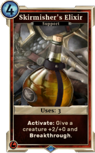 Skirmisher's Elixir (Legends)