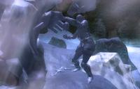 Tears of the Savior Inside Ice