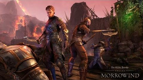 The Elder Scrolls Online Morrowind - momentos culminantes de JcJ Battlegrounds