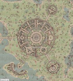 Карта Имперского Города
