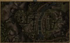 Поместье Тиравела. Карта