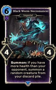 Black Worm Necromancer