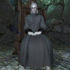 Dyus z Mytherii z gry The Elder Scrolls IV: Shivering Isles