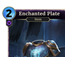 Enchanted Plate