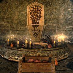 Kaplica Mephali z gry The Elder Scrolls V: Dragonborn