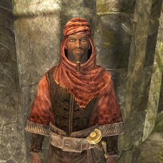 Nazir – członek mrocznego bractwa