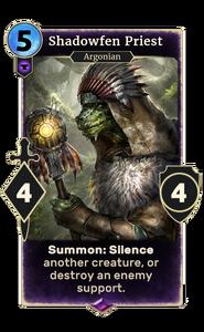 Shadowfen Priest