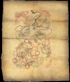 Карта сокровищ форта Нойград