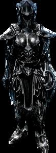 Эбонитовая броня (ж)