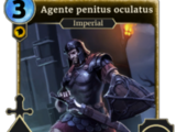 Agente penitus oculatus (Legends)