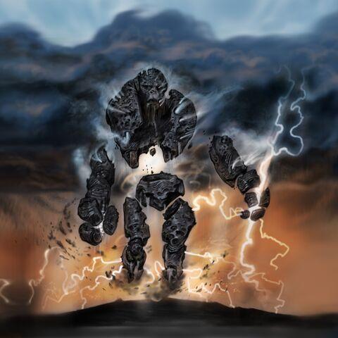 Grafika koncepcyjna atronacha burzy