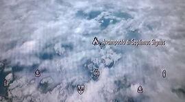 Avamposto di Septimus Signus - Mappa