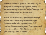 Bloodthorn Orders: Ebon Crypt