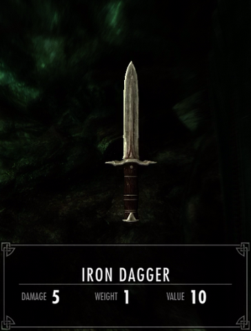 File:Iron Dagger.png