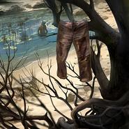 Stolen Pants card art