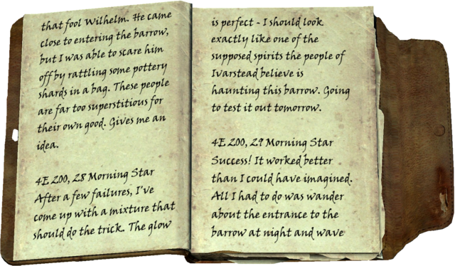 File:Wyndelius's Journal P5-6.png