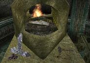 Адамантиновая руда в кузнице (Tribunal)