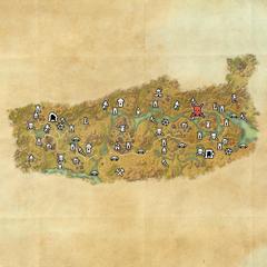Дешаан-Ритуальный алтарь Друитуларга-Карта