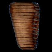 Простые штаны (Morrowind) 8 сложены