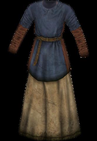 File:Girl's Blue Dress.png