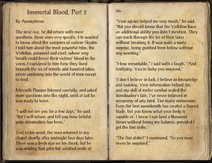 Immortal Blood, Part 2