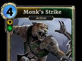 Monk's Strike