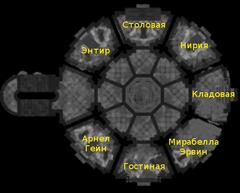 Зал достижений, верхний этаж