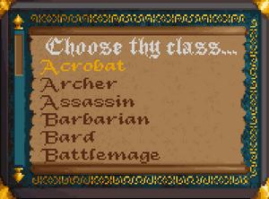 Arena Class Interface
