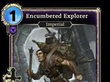 Encumbered Explorer