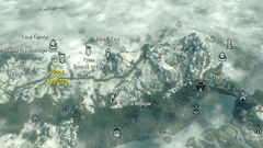 Fort hraggstad map