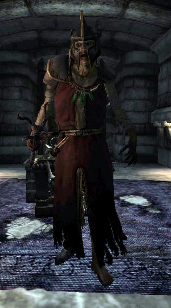 Lich   Elder Scrolls   FANDOM powered by Wikia