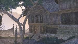 Здание в Сенчале 12