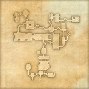Ирригационные туннели (план)