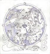 Топографическая карта Тамиэля (1Э)