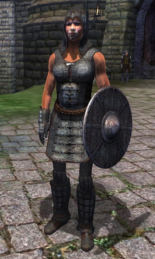 Chainmail Armor Elder Scrolls Fandom Powered By Wikia
