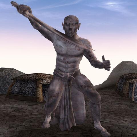 Kaplica Malacatha z gry The Elder Scrolls III: Morrowind
