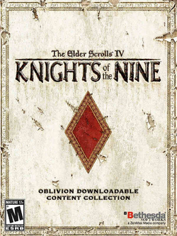 Knights Of The Nine Cover