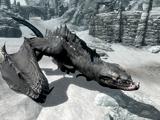 Dragón serpentino