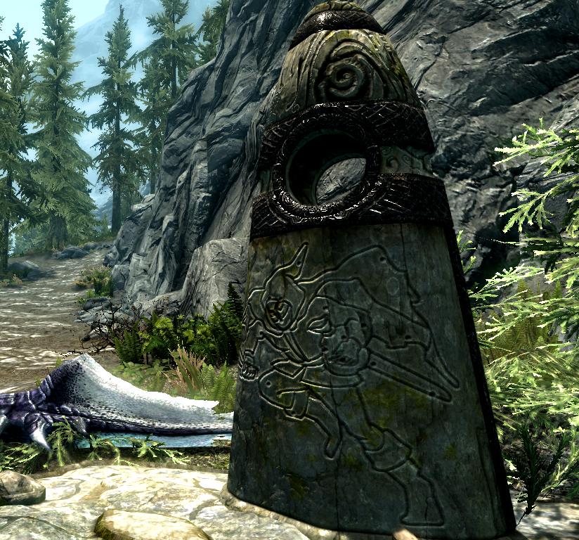 The Thief Stone Skyrim Elder Scrolls Fandom Powered By Wikia