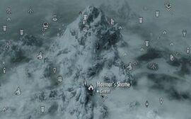 Vergogna Haemar Mappa