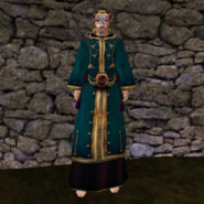 Вычурная Мантия 7 (Morrowind) муж