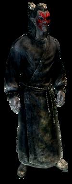 Дремора Dremora Wizard 003