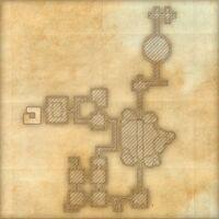 Рыцарская могила (план) 1