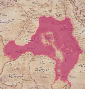 Cesarstwo Alezjańskie (III w. 1E) by ITakNieZnasz