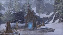 Дорожное святилище Седловины