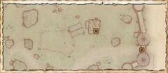 Конюшня Прибрежные вороные (экстерьер). План