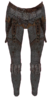 Chainmail Greaves Female