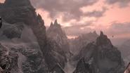 Froki's Peak Shrine of Talos View
