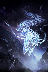Ice Wraith card art
