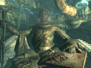 Statue of the falmer